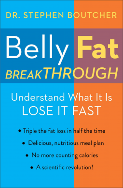 Cover of Belly Fat Breakthrough